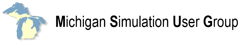 Michigan Simulation User Group Logo